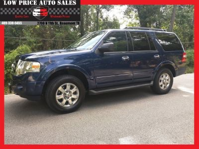 2011 Ford Expedition XLT - Only 79K Miles - 3rd Row - IN HOUSE FINANCE >>> NO CREDIT CHECK
