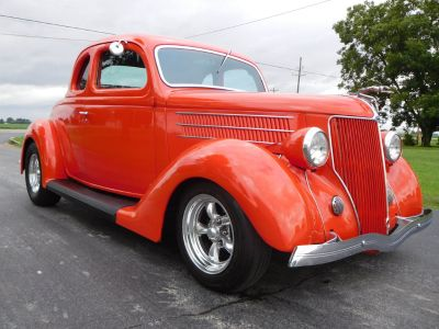 1936 FORD 5-WINDOW COUPE!!!