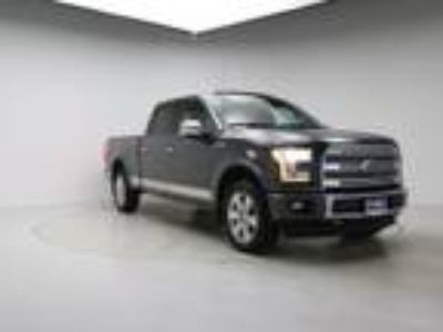 2017 Ford F150 Platinum