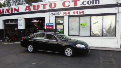 2009 Chevrolet Impala LT (Black)