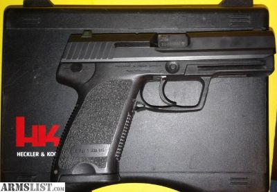 For Sale/Trade: .40 Cal HK USP LEM Complete w 6 Mags