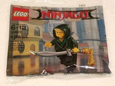 Lego #30609 Ninjago Lloyd Minifigure NEW