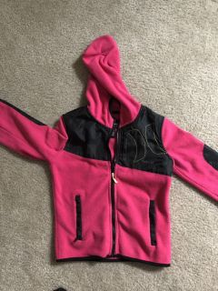 Girls Hurley Light Weight Jacket- Size Small