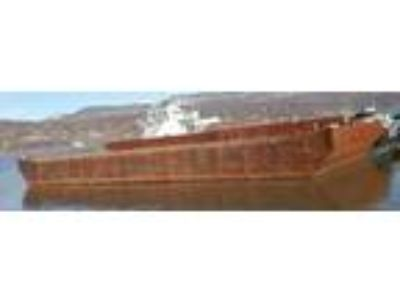 1980 Commercial 140' x 40' x 11.5' Deck Barge