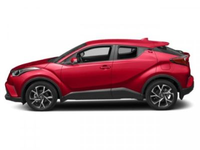 2019 Toyota C-HR XLE (Ruby Flare Pearl)