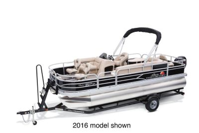 2017 Sun Tracker Fishin' Barge 20 DLX Pontoon Boats Boats Waco, TX