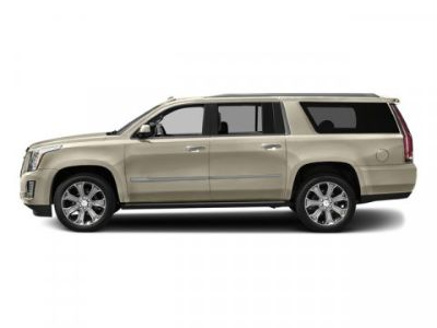 2015 Cadillac Escalade ESV Premium (Silver Coast Metallic)