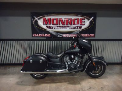 2017 Indian Chieftain Dark Horse Cruiser Motorcycles Monroe, MI
