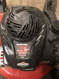 Yard Machines Push Lawn Mower with side mulching discharge