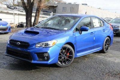 2019 Subaru WRX (Blue)