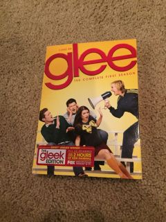 The complete first season of Glee-EUC-PPU in Milton-$5