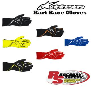 Alpinestars Kart Racing Gloves