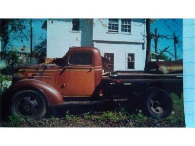 1937 Chevrolet Flatbed