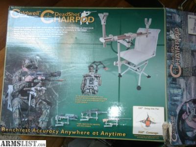 For Sale/Trade: NIB Caldwell Backpack Shooting Chair