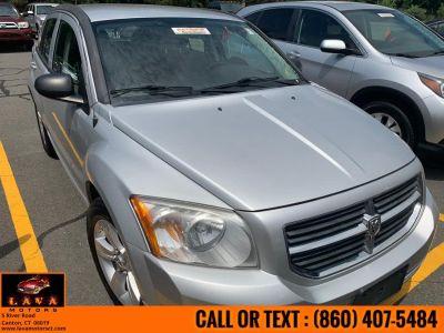 2010 Dodge Caliber SXT (Bright Silver Metallic)