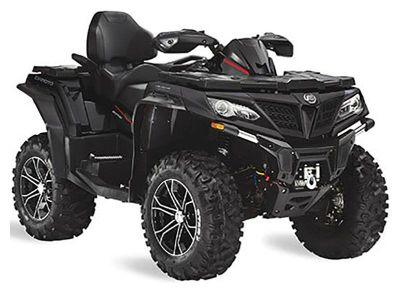 2019 CFMOTO CForce 800 XC Utility ATVs Leesville, LA