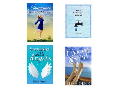 LOCAL AUTHOR ELISA DENK'S E-BOOKS ARE ON ...