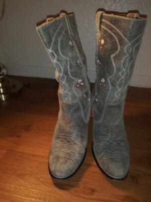 Seychelle cowboy boots!