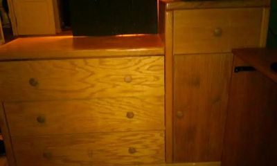 $150, dresser or baby changing table