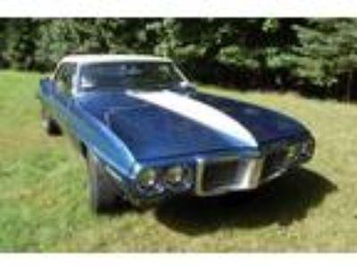 1969 Pontiac Firebird Convertible 350