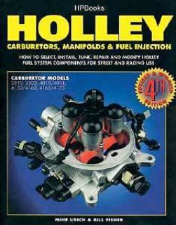 Purchase HP Books 1-557-880522 Book: Holley Carburetors, Manifolds, & Fuel Injection motorcycle in Delaware, Ohio, United States, for US $18.65