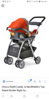 Used Chicco stroller
