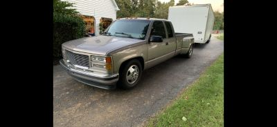 2000 GMC Dually