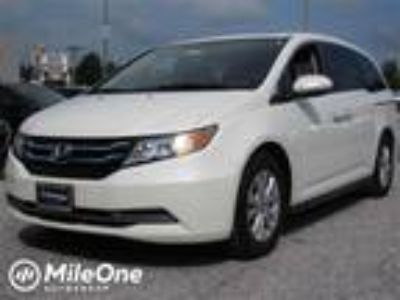 used 2017 Honda Odyssey for sale.