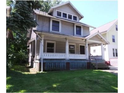 4 Bed 1 Bath Foreclosure Property in Akron, OH 44320 - Work Dr