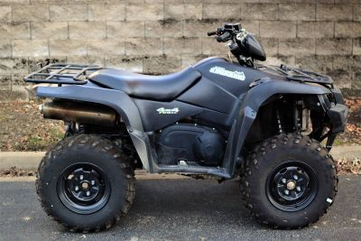 2016 Suzuki KingQuad 750AXi Power Steering Limited Edition ATV Utility Olive Branch, MS