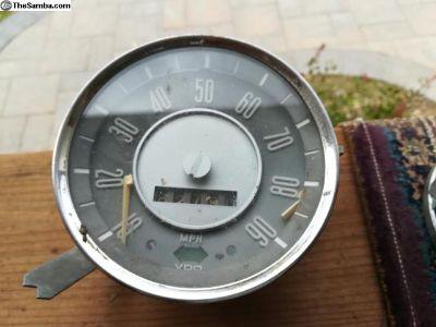 Speedometer, 1967