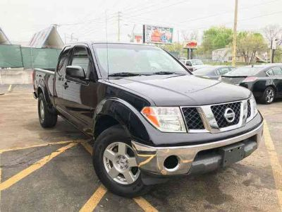 Used 2008 Nissan Frontier King Cab for sale