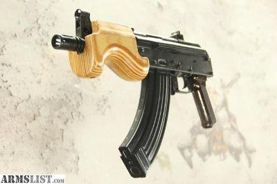 For Sale: AK-47 Micro Draco Pistol - 7.62x39 Semi-Auto