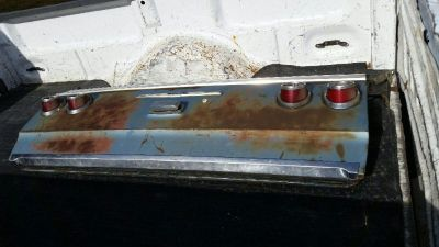 RARE 1965 65 CHEVY IMPALA STATION WAGON SS TAILGATE LIFTGATE 396 427 409 327 350 HAS GLASS WINDOW