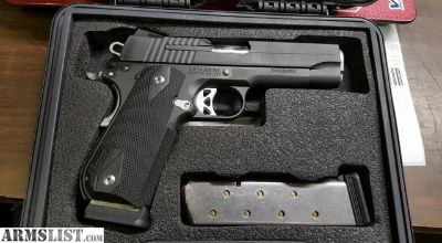 For Sale: Sig Sauer 1911 Fastback Nightmare Carry