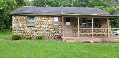 210 Tatamy Road NAZARETH Three BR, All Stone Ranch in desirable