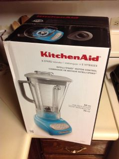 Kitchenaid 5 speed blender brand new