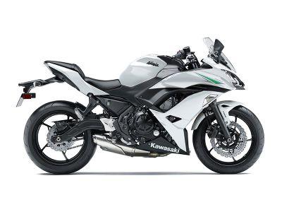 2017 Kawasaki Ninja 650 Sport Motorcycles Canton, OH