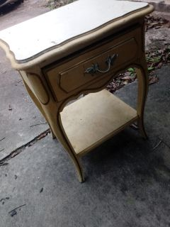 Little Antique wooden Night stand