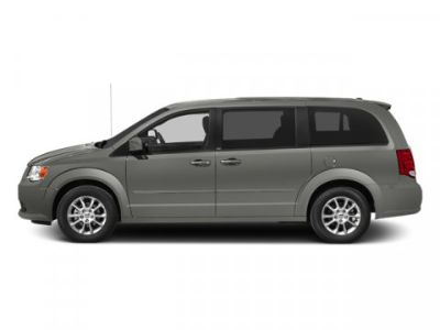 2013 Dodge Grand Caravan SXT (Billet Silver Metallic)