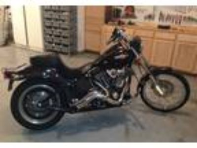2007 Harley-Davidson FXSTB-Night-Train Cruiser in McKinney, TX
