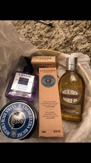 Soap and oil gift set NEW