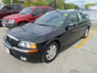 2002 Lincoln SLS
