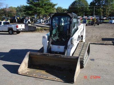 2015 Bobcat T630 (Roller Suspension Option)