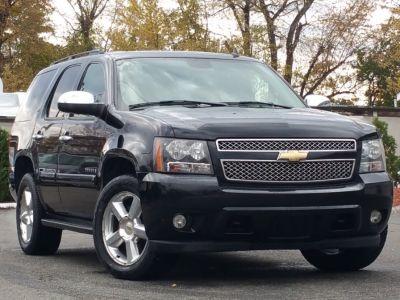 2008 Chevrolet Tahoe LS (Black)