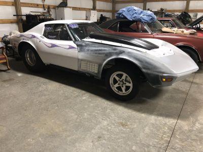 1970 Corvette roller