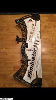 For Sale: Martin Archery Eliminator HT Compound Bow