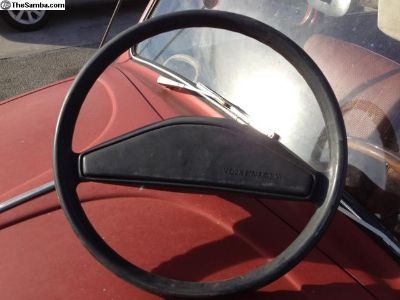 Nice 1981 Rabbit Steering Wheel