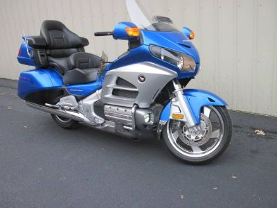 2012 Honda Gold Wing Audio Comfort Touring Motorcycles Guilderland, NY