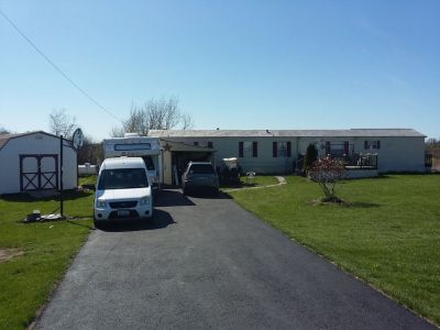 3 Bedroom, 2 Bath Mobile Home For Sale